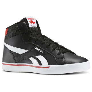 Reebok Royal Complete 2ML Black/White/Riot Red AR2429