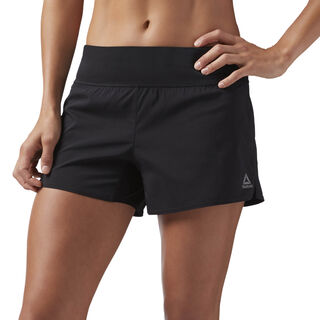 10 cms Woven Training Shorts Black CF5700