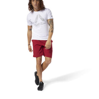Speed Shorts Cranberry Red D93739