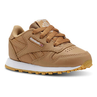 Classic Leather Gum-Soft Camel/White CN5612