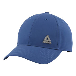 Active Foundation Badge Cap Bunker Blue CZ9841