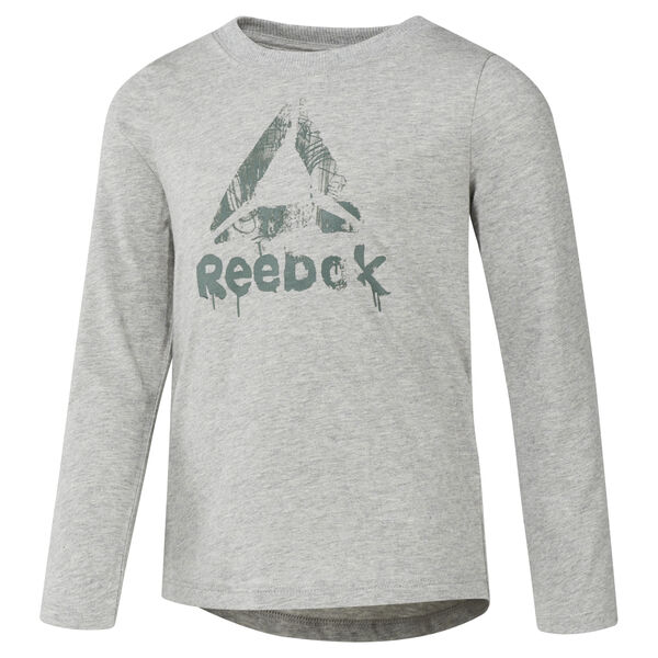 Girls Training Essentials Longsleeve Grey DH4367