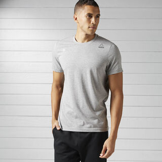 Classic Tee Medium Grey Heather BK3343