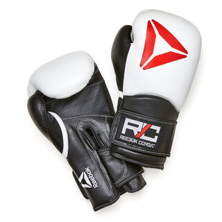 Combat Gloves White Black CK7834