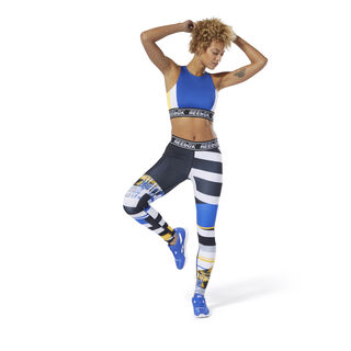 WOR Meet You There Engineered Tights Crushed Cobalt DP6679