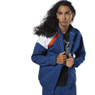 Classics Advanced Track Jacket Bunker Blue DJ1904