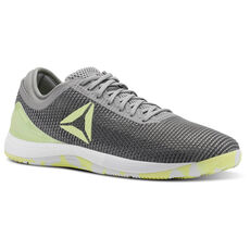 2a73c3d981a Reebok - Reebok CrossFit Nano 8 Flexweave® Tin Greyshark   Lemon Zest   Ash  Grey