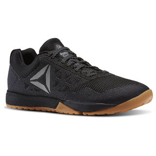 Reebok CrossFit Nano 6.0 Covert Black/Gum/White/Pewter BS5107