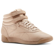 7ff515522a11 Reebok - Freestyle Hi FACE Stockholm Bare Beige   White CN3729