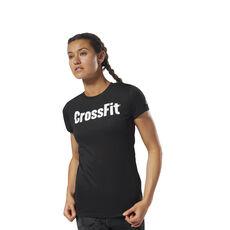 ca04525d20 Reebok - Reebok CrossFit F.E.F. T-Shirt Black   White DH3712 ...