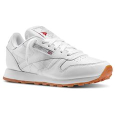 06176818b35 Reebok - Classic Leather White   Gum 49801