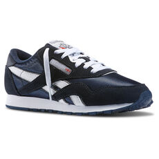 bf4f489c3f4 Reebok - Classic Nylon Team Navy   Platinum 39750. 3 colors