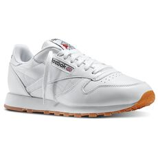 8425093946 Reebok - Classic Leather White   Gum 49797