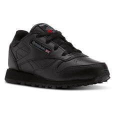 884dca381332 Reebok - Classic Leather - Toddler Black 92757