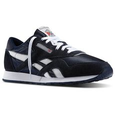 Reebok - Classic Nylon Team Navy / Platinum 39749